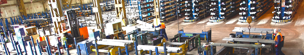 Services bright steel bar C&S Steels